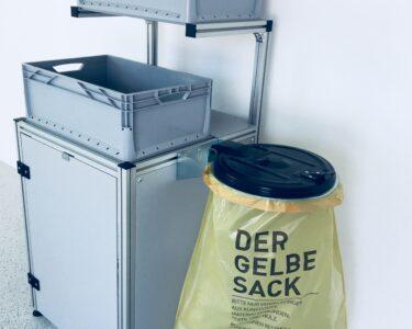 Müllsystem Wohnzimmer Teco Mllsammelsystem I Profiltechnik Technoco Laser Müllsystem Küche