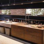Massivholzküche Modern Holzkchen So Wird Ihre Kche Zum Wohlfhlort Modernes Bett Sofa Moderne Duschen Esstisch Deckenlampen Wohnzimmer Küche Holz 180x200 Wohnzimmer Massivholzküche Modern