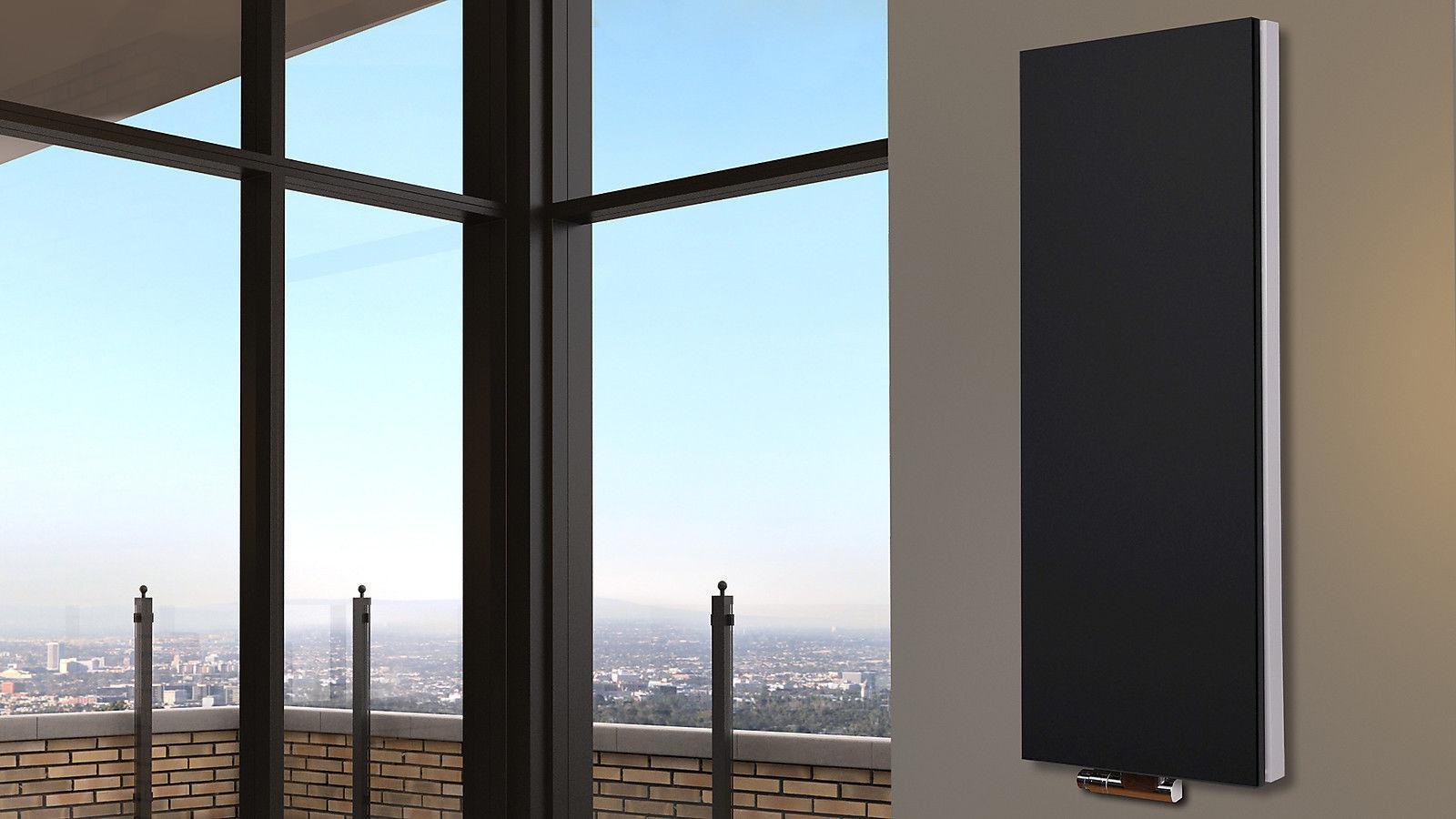 Full Size of Heizkörper Schwarz Badheizkrper Design Mirror Steel 5 Für Bad Wohnzimmer Badezimmer Elektroheizkörper Schwarze Küche Bett Weiß Schwarzes 180x200 Wohnzimmer Heizkörper Schwarz