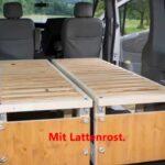 Ausziehbett Camper Renault Trafic Mit Bett Youtube Wohnzimmer Ausziehbett Camper