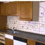 Holzküche Auffrischen Vollholzküche Massivholzküche Wohnzimmer Holzküche Auffrischen