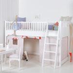 Halbhohes Hochbett Oliver Furniture Seaside Online Kaufen Emil Bett Wohnzimmer Halbhohes Hochbett