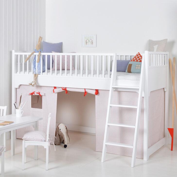 Medium Size of Halbhohes Hochbett Oliver Furniture Seaside Online Kaufen Emil Bett Wohnzimmer Halbhohes Hochbett