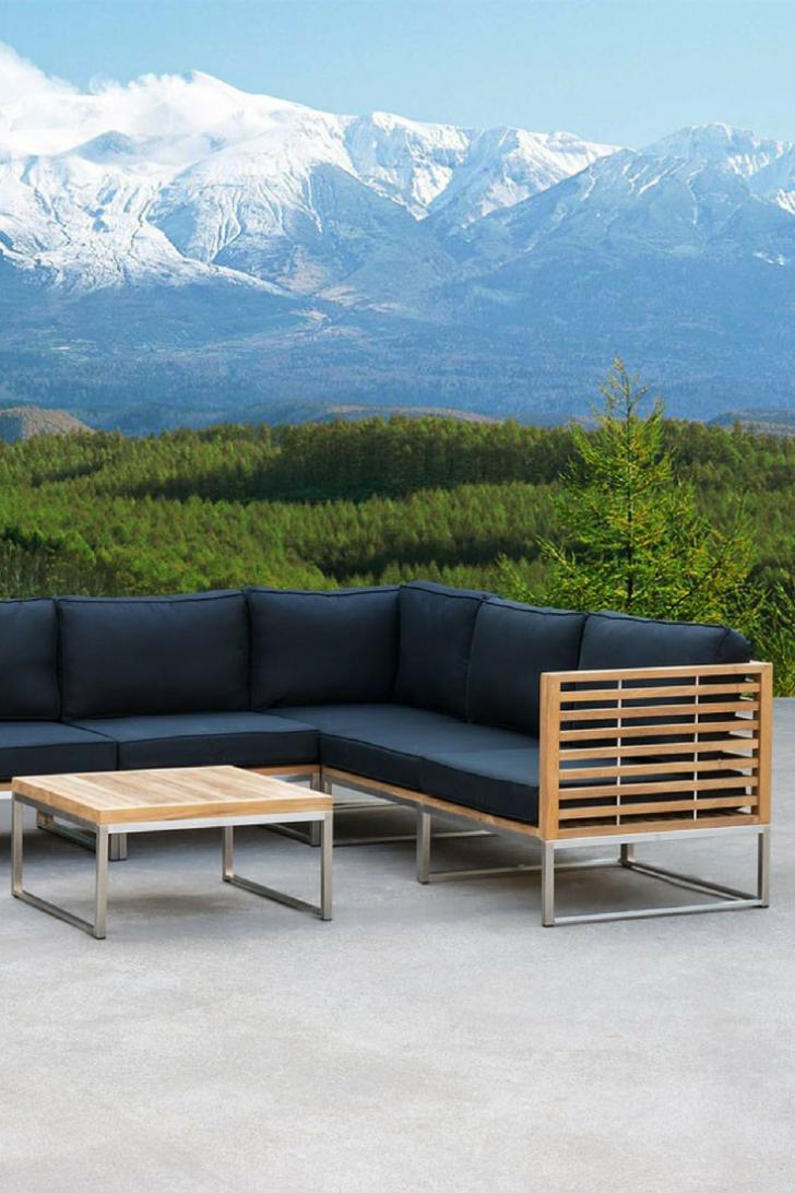 Medium Size of Loungembel Fr Den Outdoorbereich Outliv Loungeset Santander Garten Loungemöbel Holz Günstig Wohnzimmer Outliv Loungemöbel