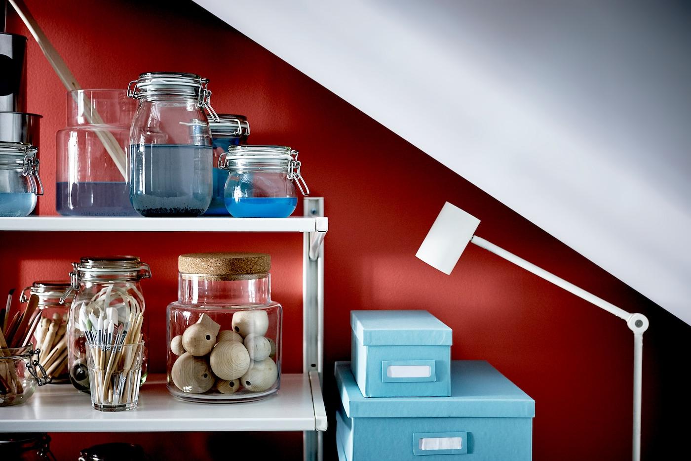 Full Size of Schrank Dachschräge Hinten Ikea Dachschrge Einrichten Mehr Platz Zum Wohnen Deutschland Pantryküche Mit Kühlschrank Küche Apothekerschrank Bett Regal Wohnzimmer Schrank Dachschräge Hinten Ikea