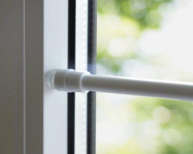Scheibengardinen Balkontür Wohnzimmer Scheibengardinen Balkontür Amazonde Klemmfiklemmstange Fr Fenster Tr Gardine Lnge 80 Küche