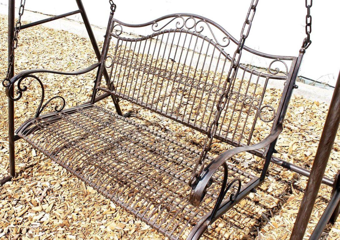 Large Size of Gartenschaukel Metall Hollywoodschaukel Antik 2 Sitzer 082505 Regal Weiß Regale Bett Wohnzimmer Gartenschaukel Metall