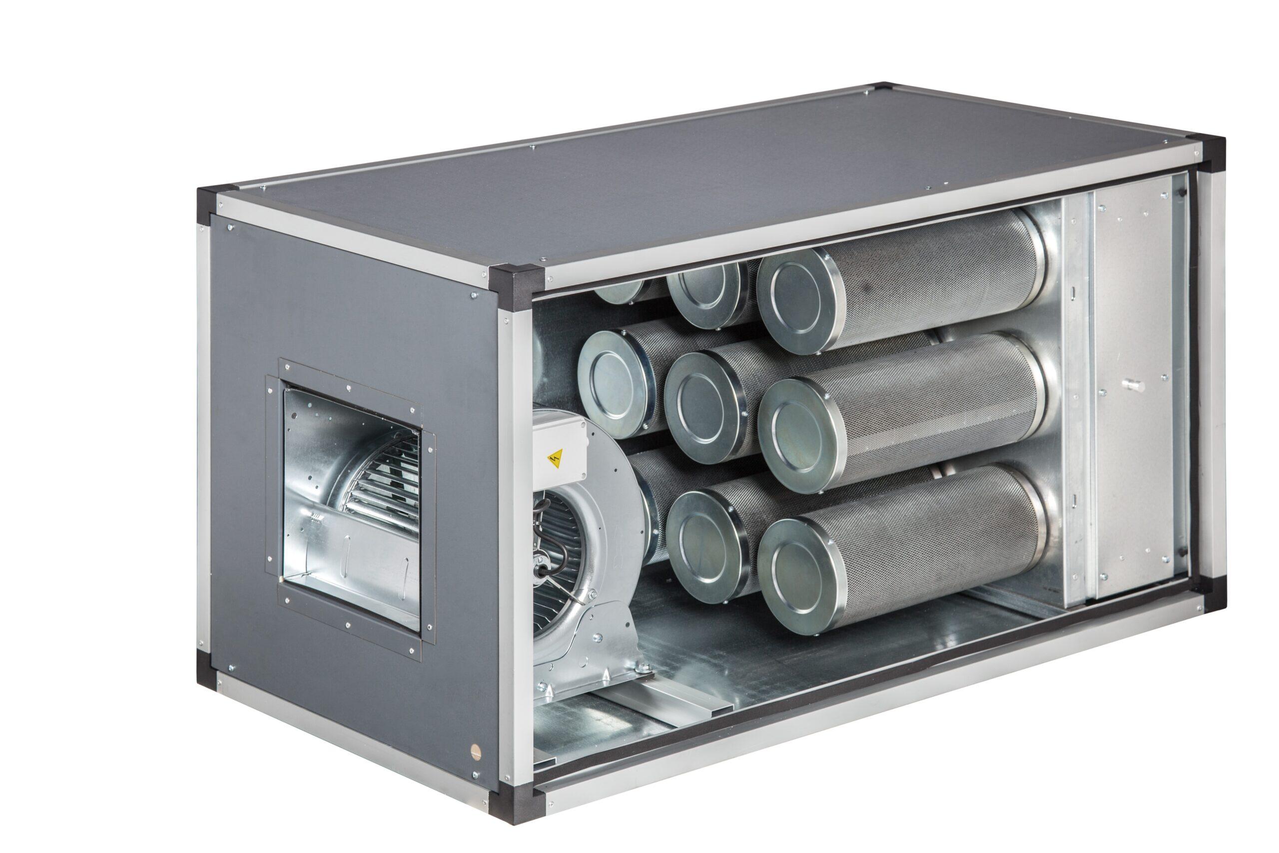 Full Size of Küchenabluft Abluftreinigungsanlage Mit Aktivkohlefilter Motor Wohnzimmer Küchenabluft