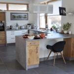 Küche U-form Wohnzimmer Kche Küche Weiß Hochglanz Ausstellungsstück Singleküche Mit Kühlschrank Led Panel Doppel Mülleimer Komplette Modul Planen Schrankküche Einbauküche