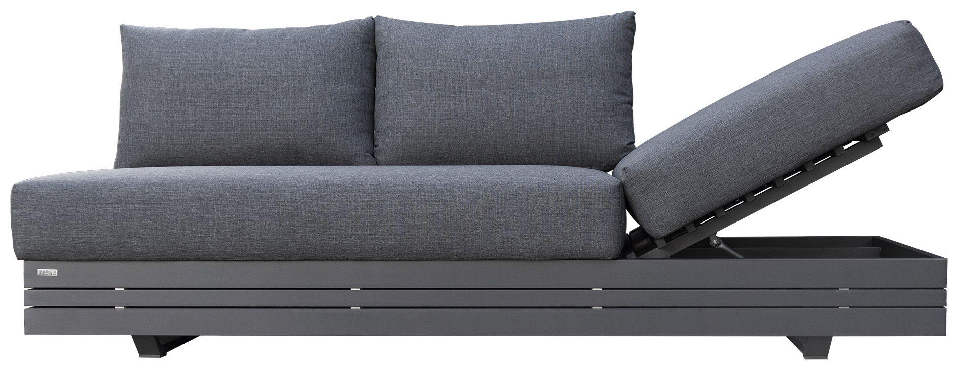 Full Size of Couch Terrasse Zebra Cubo Lounge 3 Sitzer 6270 Fr Ihre Kunsthandel Wohnzimmer Couch Terrasse