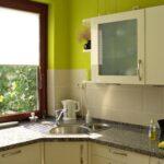 Farbe In Der Kche So Wirds Wohnlich Musterküche Küche Ausstellungsstück Pentryküche Deckenleuchte Regal Für Getränkekisten Büroküche Stehhilfe Wohnzimmer Wandfarben Für Küche