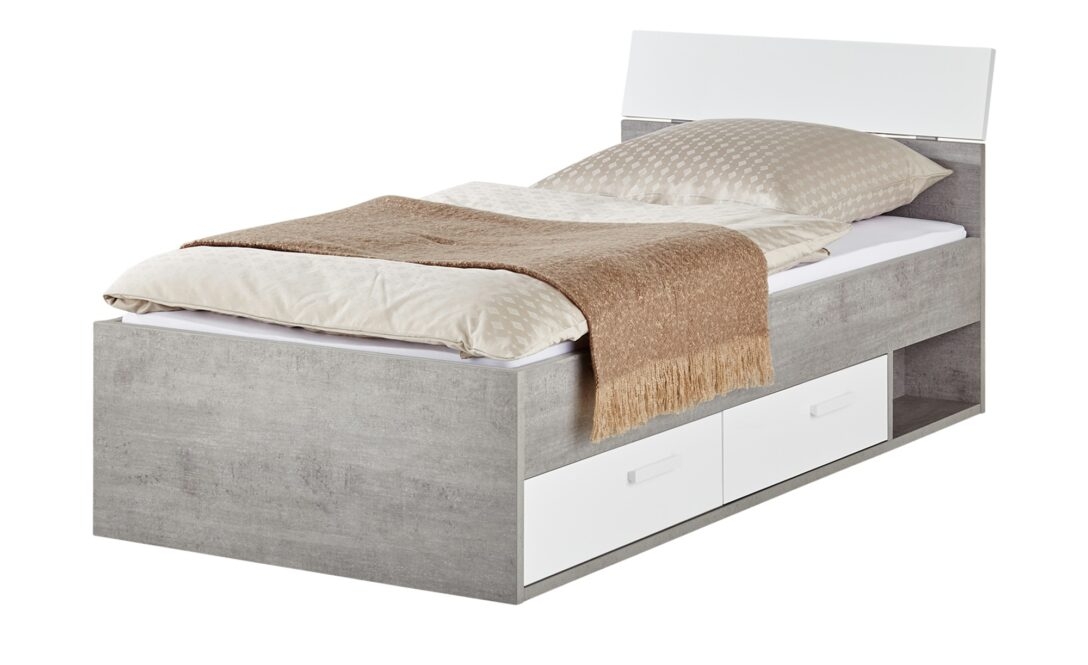Large Size of Bettgestell 120x200 Cm Sconto Der Mbelmarkt Bett Weiß Mit Matratze Und Lattenrost Bettkasten Betten Wohnzimmer Bettgestell 120x200