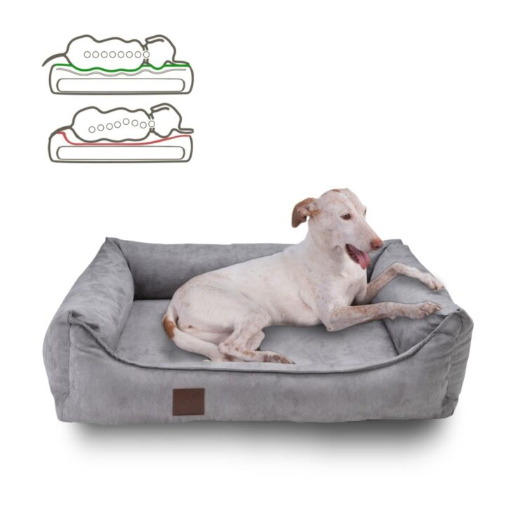 Medium Size of Orthopdisches Hundebett Tessa Bett 120 Cm Breit Regal 80 Hoch 40 25 60 20 Tief 30 50 Liegehöhe Tiefe Sofa Sitzhöhe 55 Wohnzimmer Hundebett Flocke 125 Cm