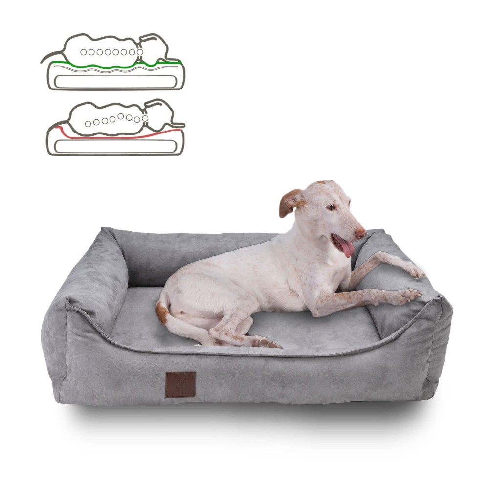 Full Size of Orthopdisches Hundebett Tessa Bett 120 Cm Breit Regal 80 Hoch 40 25 60 20 Tief 30 50 Liegehöhe Tiefe Sofa Sitzhöhe 55 Wohnzimmer Hundebett Flocke 125 Cm