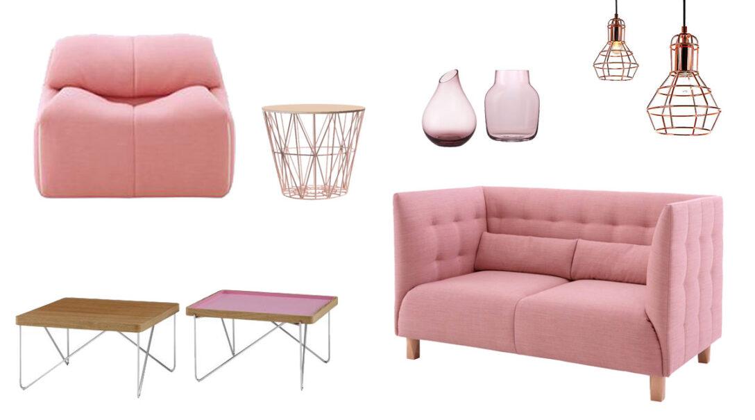 Large Size of Wandfarbe Rosa Farbe Bei Der Raumgestaltung Als Richtig Nutzen Küche Wohnzimmer Wandfarbe Rosa