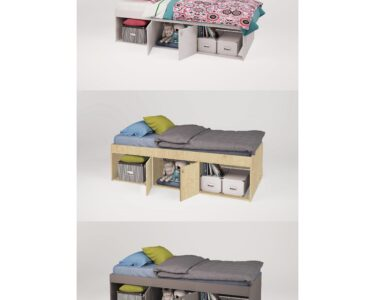 Kinderbett Stauraum Wohnzimmer Kinderbett Stauraum Polini Kids Jugendbett Simple Mit Farbauswahl Bett 160x200 Betten 140x200 200x200