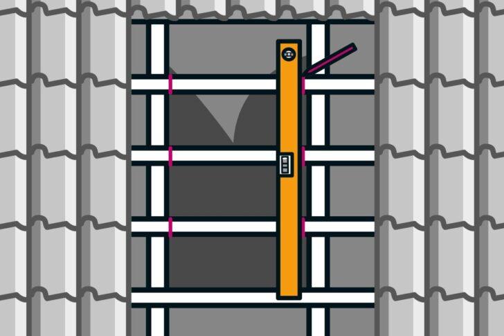 Medium Size of Dachfenster Einbauen Zwischen Dachsparren Anleitung Von Hornbach Fenster Kosten Rolladen Nachträglich Velux Dusche Bodengleiche Neue Wohnzimmer Dachfenster Einbauen