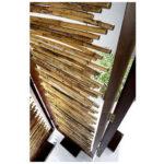 Paravent Bambus Wohnzimmer Paravent Bambus Raumteiler Sichtschutz 3 Teilig Aus Garten Bett