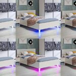 Bett 120x200 Led Wohnzimmer Bett Yerodin Jugendbett In Wei Mit Led Beinen 120x200 Dänisches Bettenlager Badezimmer Wickelbrett Für Weiß Clinique Even Better Make Up Gebrauchte Betten