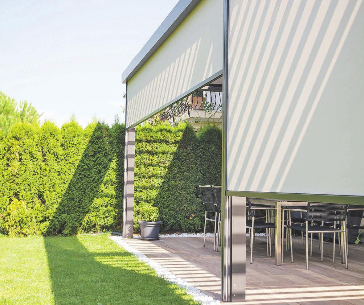 Full Size of Terrassen Pavillon Hitze Aussperren Hausgarten Peiner Allgemeine Zeitung Garten Wohnzimmer Terrassen Pavillon