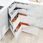 Eckschrank Schlafzimmer Küche Bad Küchen Regal Wohnzimmer Küchen Eckschrank Rondell