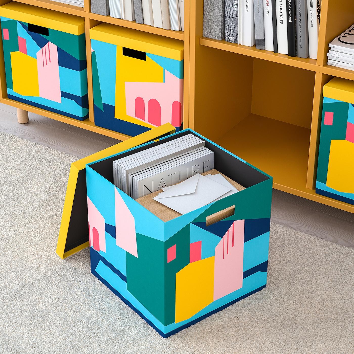 Full Size of Cocoon Modulküche Tjena Kasten Mit Deckel Gelb Ikea Sterreich Holz Wohnzimmer Cocoon Modulküche
