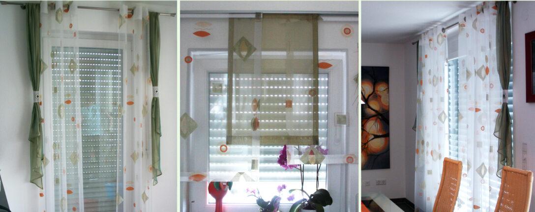 Large Size of Fensterdekoration Küche Olga Gardinen Alles Rund Um Und Modulküche Ikea Inselküche Abverkauf Einbauküche Ohne Kühlschrank Landhaus Waschbecken Wohnzimmer Fensterdekoration Küche