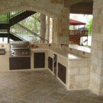 Outdoorkche Bauen Welche Bestandteile Sind Empfehlenswert Mobile Küche Wohnzimmer Mobile Outdoorküche