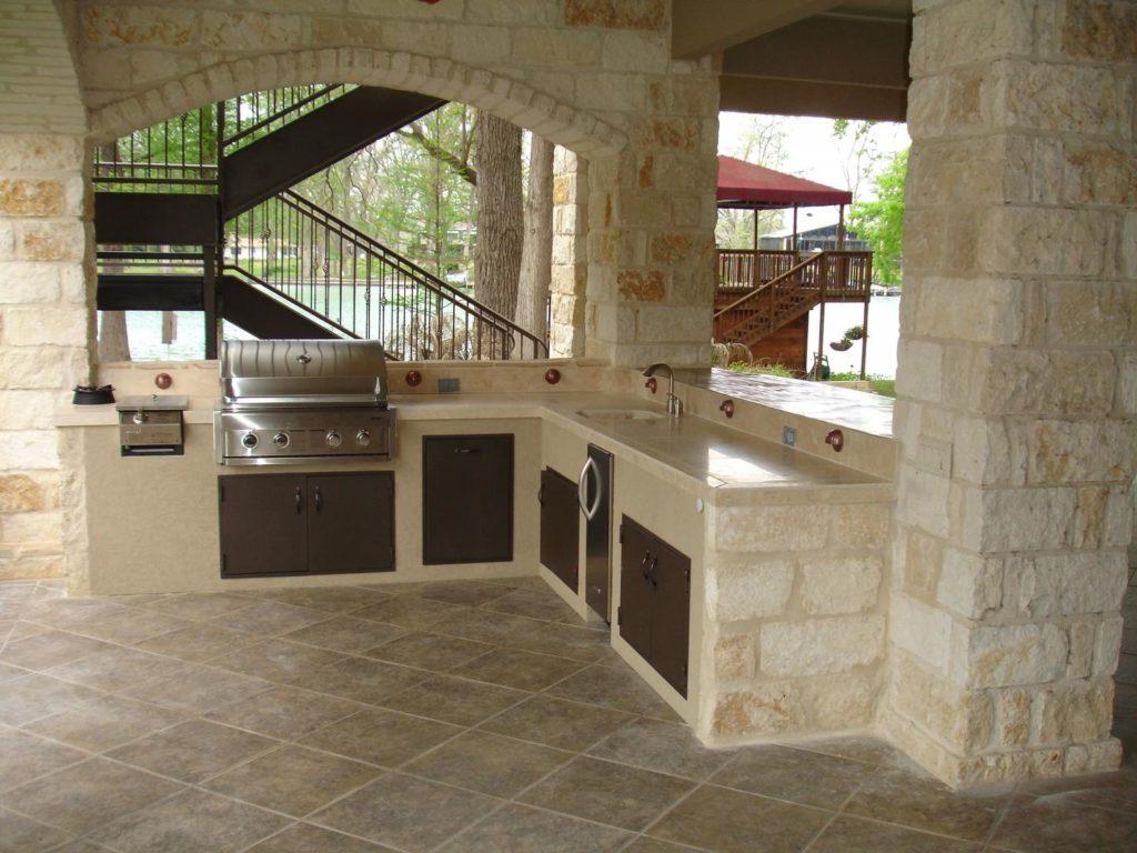 Full Size of Outdoorkche Bauen Welche Bestandteile Sind Empfehlenswert Mobile Küche Wohnzimmer Mobile Outdoorküche