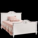 Bettgestell 120x200 Romantic Bett Cm Lek Mit Bettkasten Weiß Matratze Und Lattenrost Betten Wohnzimmer Bettgestell 120x200