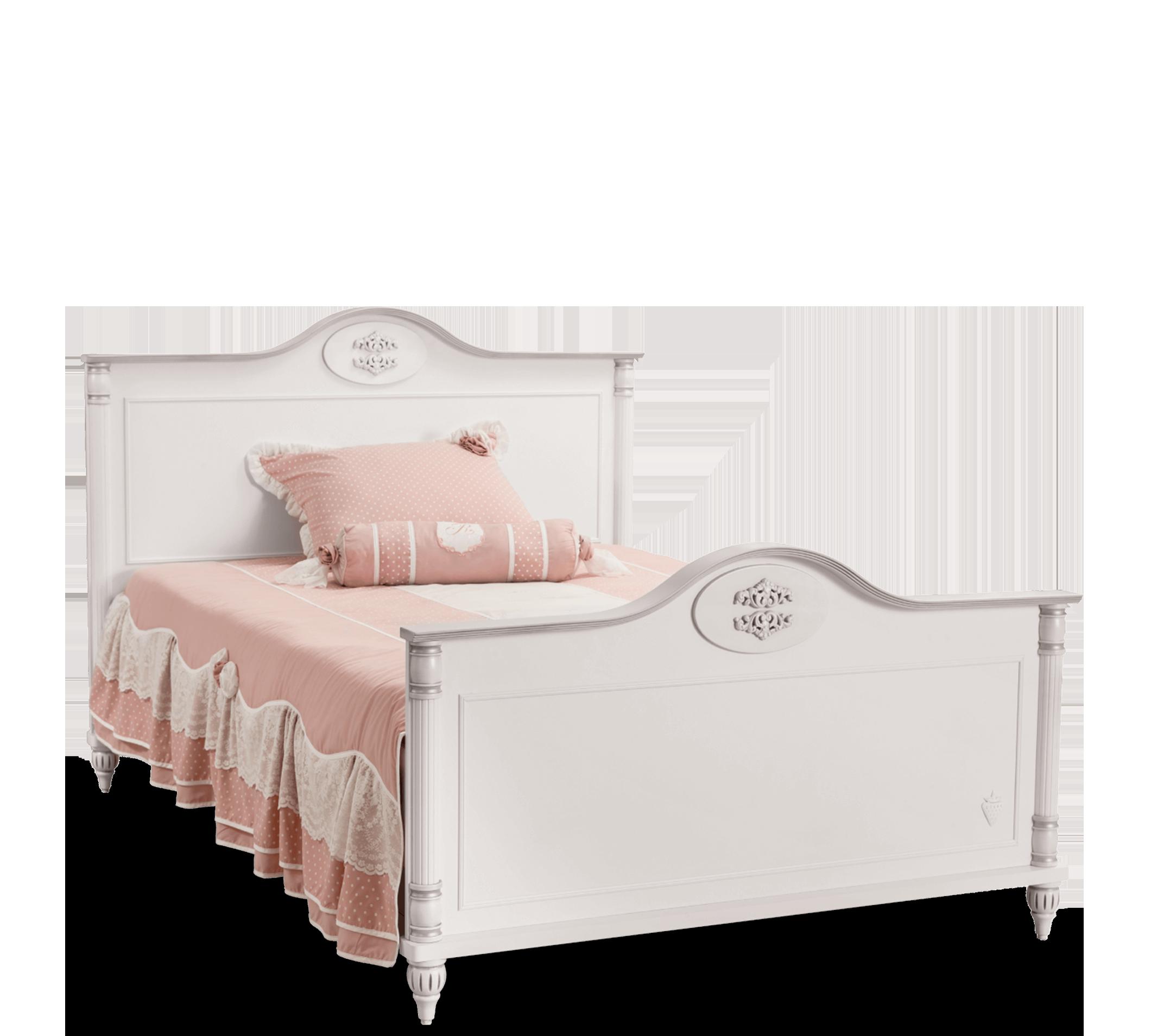 Full Size of Bettgestell 120x200 Romantic Bett Cm Lek Mit Bettkasten Weiß Matratze Und Lattenrost Betten Wohnzimmer Bettgestell 120x200