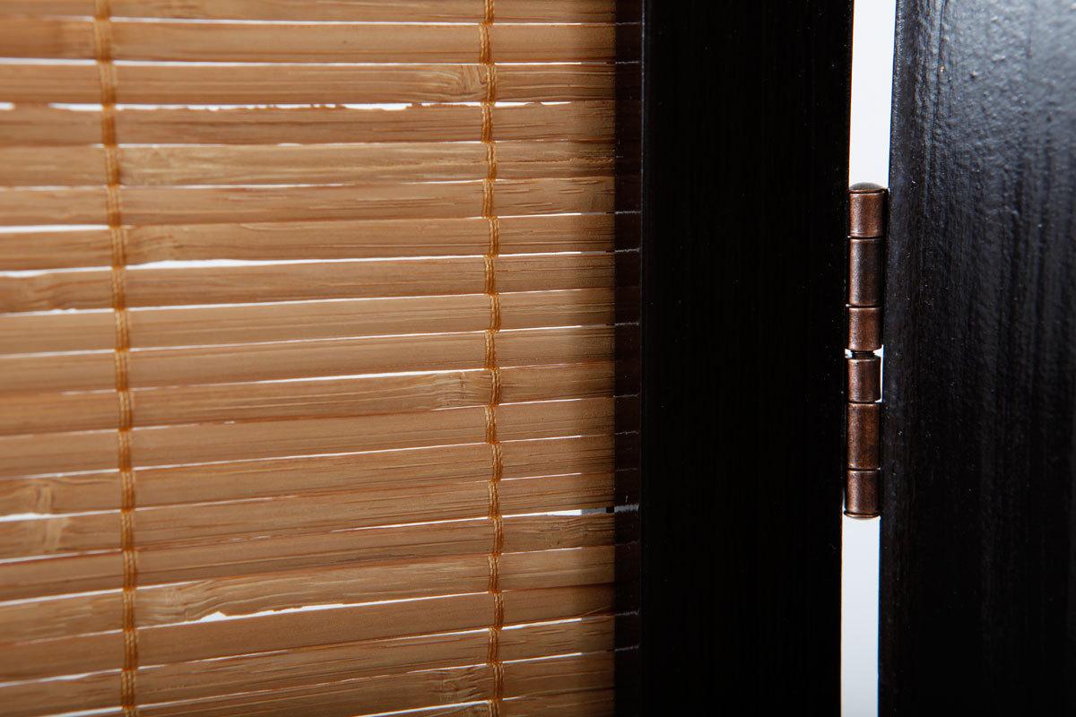 Full Size of Paravent Aus Bambus Und Holz Im Asiatischen Stil Suwa Miliboo Garten Bett Wohnzimmer Paravent Bambus