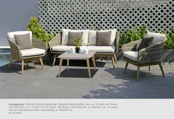 Medium Size of Gartenmbel Fr Ihren Balkon Oder Terrasse Finden Sie In Der Weko Garten Loungemöbel Holz Günstig Wohnzimmer Outliv Loungemöbel