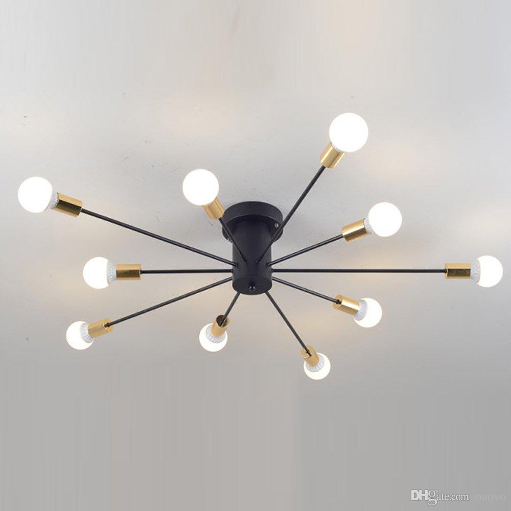 Full Size of Schlafzimmer Lampe Creative Iron Spark Wohnzimmer Kronleuchter Vorhänge Günstige Schimmel Im Landhaus Komplettes Teppich Komplett Günstig Esstische Rauch Wohnzimmer Deckenlampe Schlafzimmer Modern