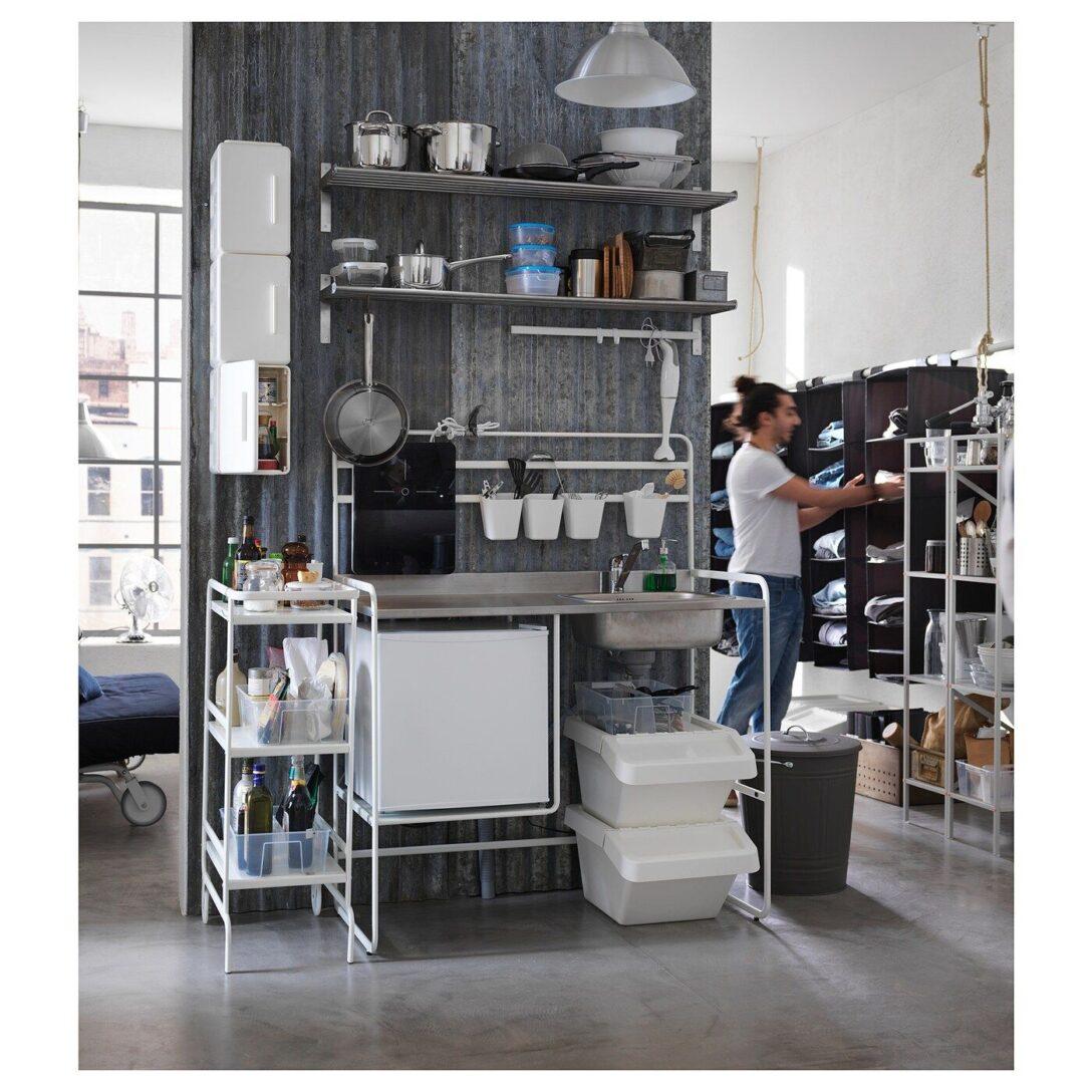 Large Size of Miniküchen Ikea Sunnersta Minikche Einrichtungsideen Küche Kosten Betten 160x200 Kaufen Miniküche Sofa Mit Schlaffunktion Modulküche Bei Wohnzimmer Miniküchen Ikea