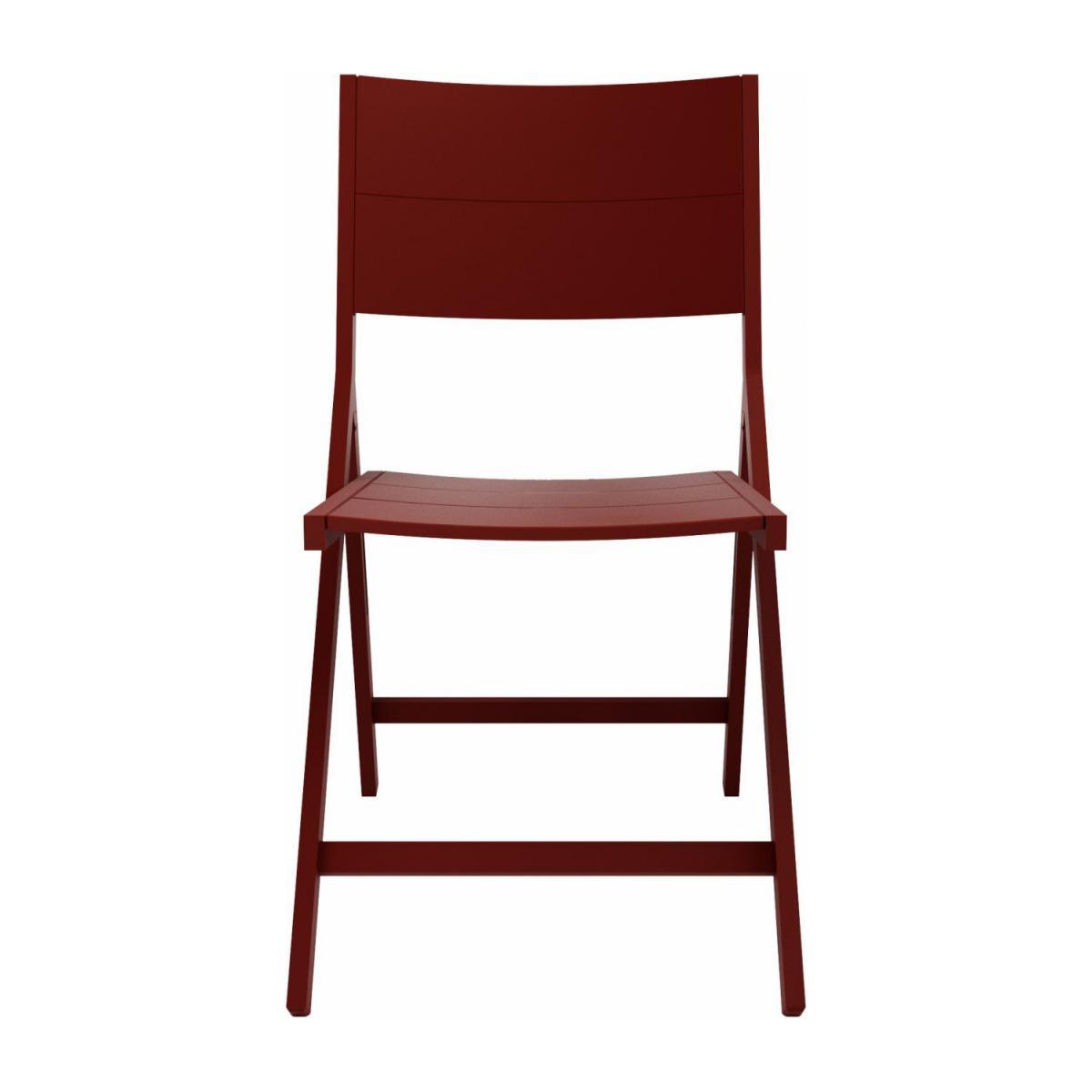 Full Size of Lounge Klappstuhl Petra Aus Aluminium Rot Habitat Möbel Garten Sessel Sofa Loungemöbel Holz Günstig Set Wohnzimmer Lounge Klappstuhl