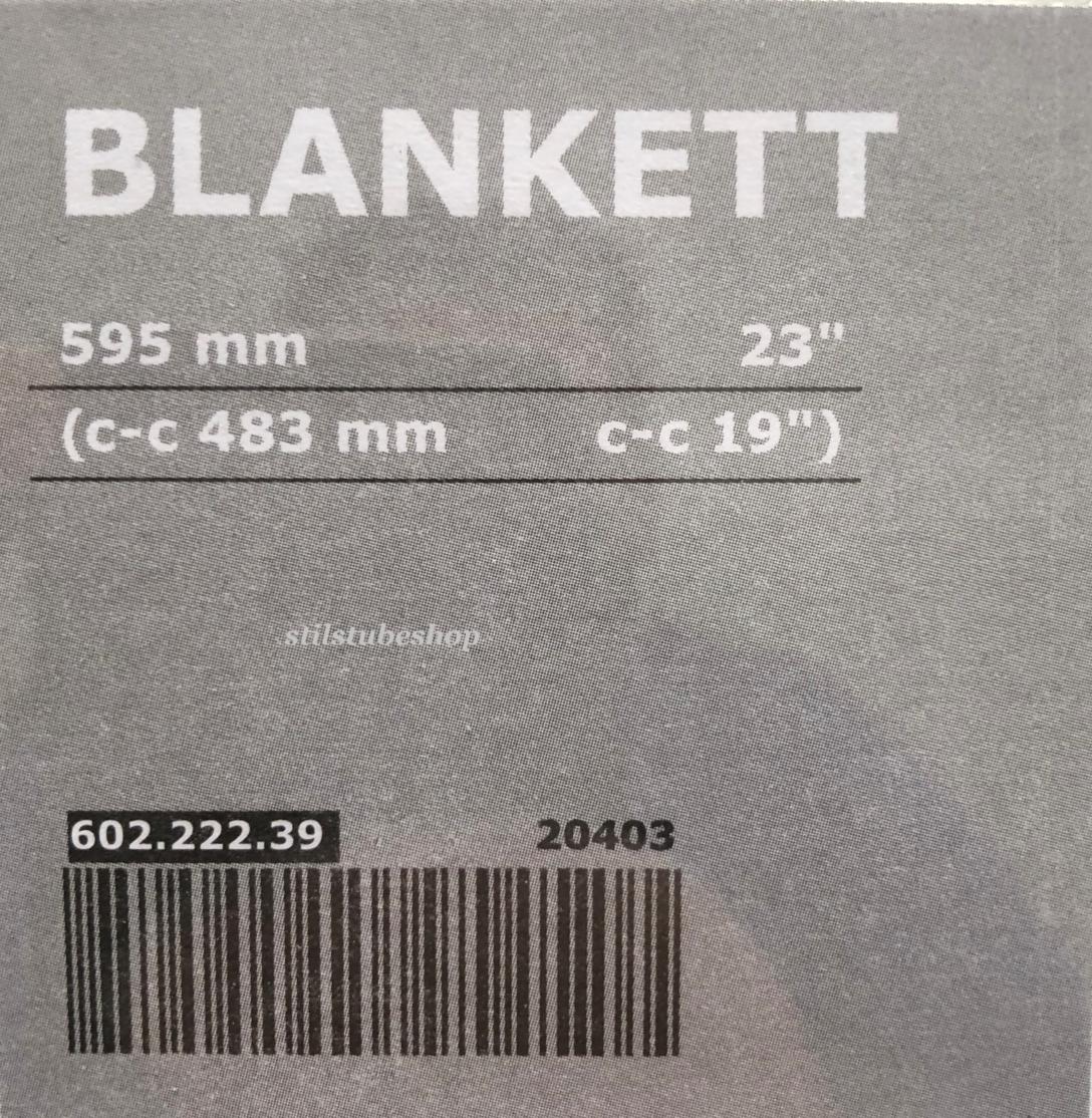 Large Size of 2 Ikea Blankett Mbelgriffe Griff Griffe Alu 595 Mm 60222239 Neu Betten 160x200 Sofa Mit Schlaffunktion Küche Kaufen Miniküche Bei Modulküche Kosten Wohnzimmer Möbelgriffe Ikea