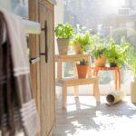 Kräutertöpfe Wand Indoor Farming Nutzpflanzen Wandregal Küche Landhaus Schlafzimmer Wandlampe Wandtatoo Glastrennwand Dusche Wandtattoo Wohnzimmer Wohnwand Wohnzimmer Kräutertöpfe Wand