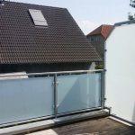 Trennwand Balkon Trennwnde Metallbau Penkalla Garten Glastrennwand Dusche Wohnzimmer Trennwand Balkon