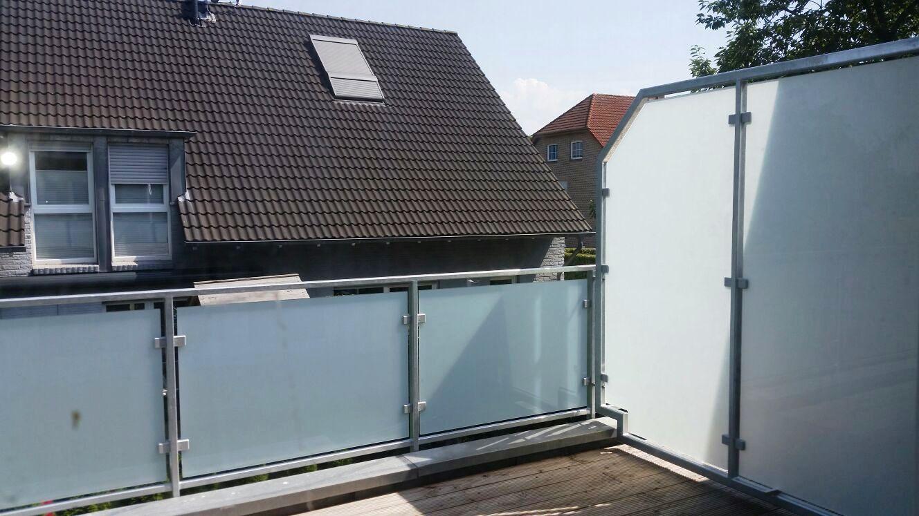 Full Size of Trennwand Balkon Trennwnde Metallbau Penkalla Garten Glastrennwand Dusche Wohnzimmer Trennwand Balkon