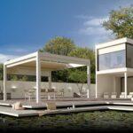 Terrassen Pavillon Melano Tp7100 Garten Wohnzimmer Terrassen Pavillon