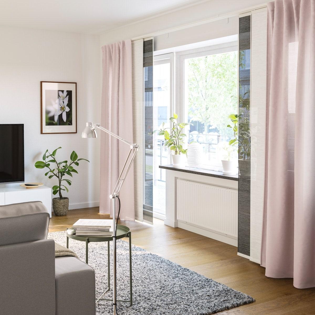 Full Size of Gardinen Doppelfenster Ideen Inspirationen Fr Dein Zuhause Ikea Deutschland Schlafzimmer Küche Für Wohnzimmer Scheibengardinen Die Fenster Wohnzimmer Gardinen Doppelfenster