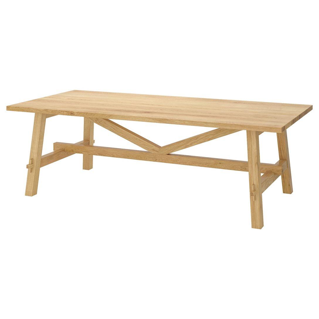 Large Size of Gartentisch Ikea Mckelby Tisch Eiche Deutschland Betten Bei Küche Kosten 160x200 Kaufen Modulküche Sofa Mit Schlaffunktion Miniküche Wohnzimmer Gartentisch Ikea