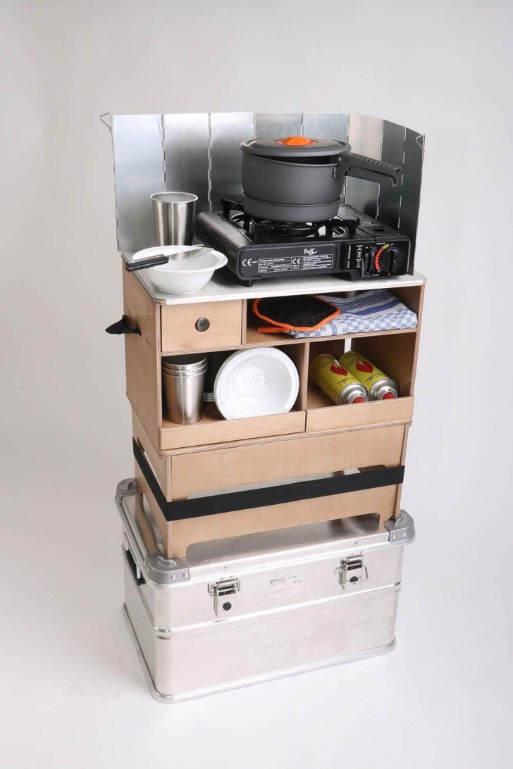 Medium Size of Mobile Outdoorkche In Verschiedenen Ausfhrungen Ohne Küche Wohnzimmer Mobile Outdoorküche