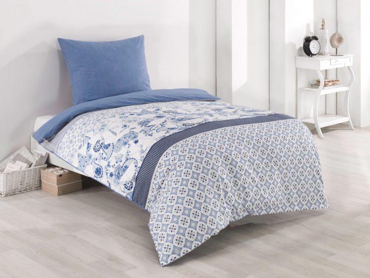 Medium Size of Bettwäsche 155x220 Bettwsche 80x80 Cm Baumwolle Renforce Blau Wei Sprüche Wohnzimmer Bettwäsche 155x220