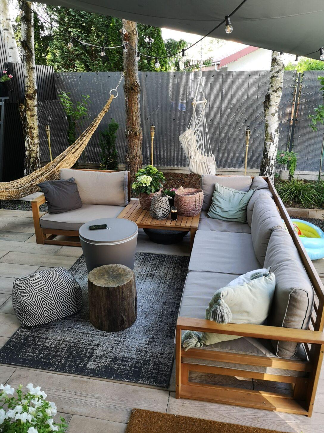 Large Size of Garten Lounge Set Klein Zertifiziertes Holz Timor In 2020 Pavillon Feuerstelle Im Möbel Dusche Komplett Sitzgruppe Bad Komplettset Loungemöbel Trennwand Wohnzimmer Garten Lounge Set Klein