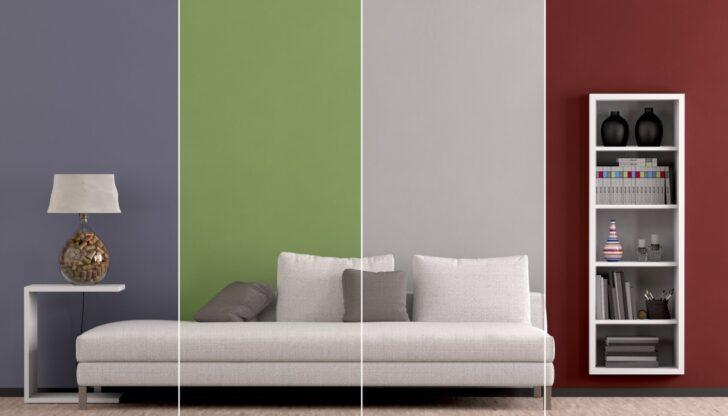 Medium Size of Wand Streichen Ideen Fr Muster Wandsprüche Wohnzimmer Schrankwand Wandspiegel Bad Stehlampen Anbauwand Küche Wandverkleidung Teppich Wandbelag Wandbilder Wohnzimmer Wohnzimmer Wand Idee