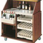 Elegante Hausbar Mobile Bar Theke Bartheke Holz Barschrank Esstisch Ausziehbar Massiv Ausklappbares Bett Küche Kaufen Tipps Günstig Mit Elektrogeräten Wohnzimmer Bar Kaufen