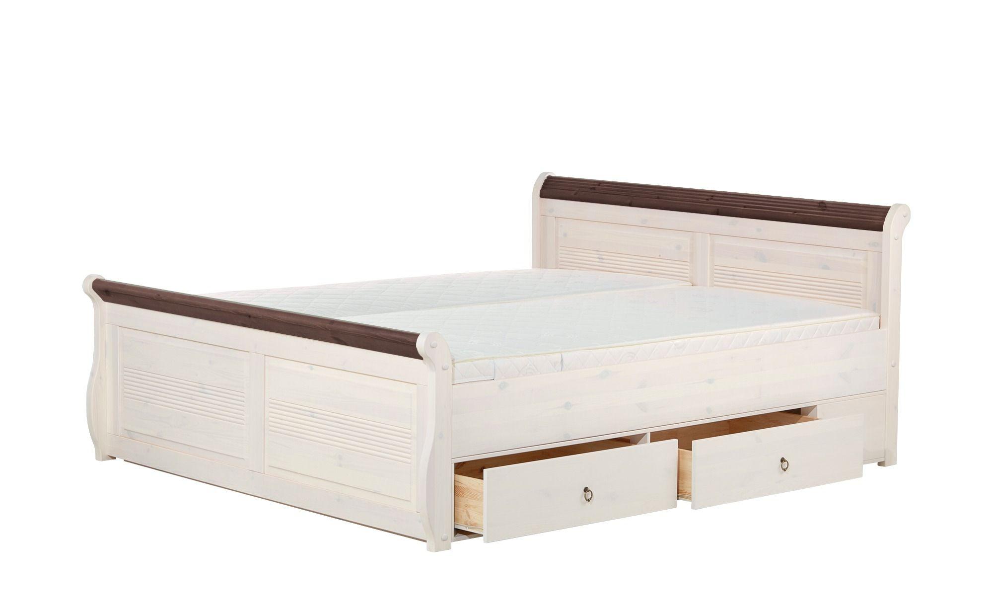 Full Size of Futonbett 100x200 Bettgestell Wei Kiefer Landhaus Stil Bornholm Bett Weiß Betten Wohnzimmer Futonbett 100x200