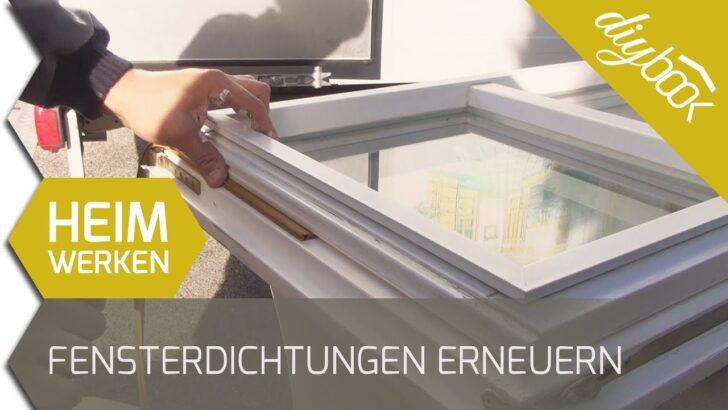 Medium Size of Fensterdichtungen Erneuern Youtube Fenster Kosten Bad Wohnzimmer Fensterfugen Erneuern